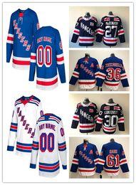 Men Women Youth New York 27 Ryan McDonagh 30 Henrik Lundqvist 61 Rick Nash  stitched hockey Jerseys 69e01fece