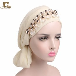 CirCle jewelry neCklaCe sCarves online shopping - Plastic Pearls Shell Scarf Round Metal Jewelry Neck Pendant Hijab Necklace Wrap Solid Color Noble Grace Lady Fashion gf Hh