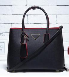 $enCountryForm.capitalKeyWord Canada - Tote Women Brand Designer promotional discount genuine leather bag handbag top quality fashion new famous hot selling 41055 41056