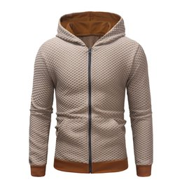 Tolvxhp Brand 2019 Hoodie Oblique Zipper Solid Color Hoodies Men Fashion Tracksuit Male Sweatshirt Hoody Mens Purpose Tour 3xl Men's Clothing