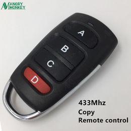 Wireless Door Key Australia - 433.92 MHz wireless Copy Remote Control With Battery Garage Door Remote Control Backup Key Clone 1527 PT2264 HT600 etc