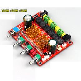$enCountryForm.capitalKeyWord NZ - Freeshipping TPA3116D2 2.1 CH Class D 100W+50W+50W HIFI Digital Subwoofer Amplifier Board for diy speaker amp