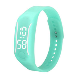 $enCountryForm.capitalKeyWord UK - Running mountaineering tourism outdoor essential Mens Womens Watch Silicone LED Date Sports Bracelet Digital Wrist Watch Relogio