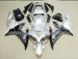 Kit Motorcycles For Sale Australia - 3 Free Gifts New motorcycle Fairings Kits For YAMAHA YZF-R1 2002-2003R1 02-03 YZF1000 bodywork hot sales loves Black B14