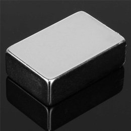 Cuboid Magnets NZ - New 2pcs 30 x 20 x 10mm Square Block Strong Cuboid Rare Earth Neodymium Magnets N50 Permanent Magnet Very Powerful