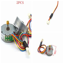 2-phase 4-wire high torque stepper motor