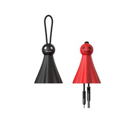 $enCountryForm.capitalKeyWord UK - Black charging and data transmission storage usb data cable for Halloween gift creative birthday present sunny doll cable