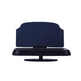 Discount holder display phones - Head Up Display Universal Mobile Phone Holder Car Windscreen Projector Multifunction GPS 16cm*9cm*1.5cm