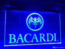 $enCountryForm.capitalKeyWord NZ - LA023b- Bacardi Banner Flag LED Neon Light Sign