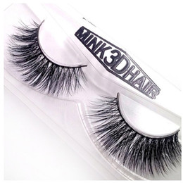 horse wings 2019 - 5Pairs of Handmade Real Horse Hair Winged Thick Soft Eye Lashes Natural Long Messy Cross False Eyelashes For Make-up #SD