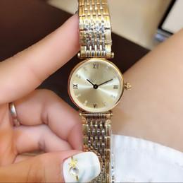 $enCountryForm.capitalKeyWord Canada - Two tone CHINA woman quartz cheap 26 CASE best-selling fashion Women watch wholesale luxury brad new Stainless steel Womens watches