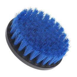 $enCountryForm.capitalKeyWord UK - Cheap Sponges 1pcs 4 inch Drill Cleaning Brush Power Scrubber Stiff Scrub Brush Bit Pad Bathroom Tile Tool Auto Accessories