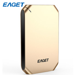 Discount external hard drive speed - EAGET High Speed External Hard Drive USB 3.0 500GB HDD 2.5 Encrypted Shockproof Portable USB Hard Disk 1TB Storage Devic
