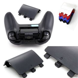 XboX controller battery cover online shopping - Battery Back Cover Lid Door Guard Style Cabinet Covers for XBox One Wireless Controller replacement part DHL FEDEX EMS