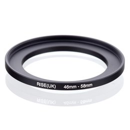 Adapter Ring 58 Mm Australia - 46-58mm 46-58 mm 46 to 58 Step UP filter ring adapter