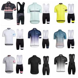 Discount rapha cycle clothes - 2018 RAPHA summer mens short sleeve cycling jersey New arrival outdoor high quality Wear Comfortable bicycle clothing sp