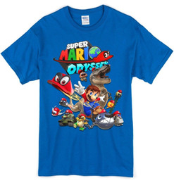 $enCountryForm.capitalKeyWord Canada - Mario Odyssey T-shirt OwnageINKTees, Toddler to Adult Sizes, Variety of Colors100% cotton tee shirt