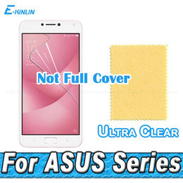 Discount body displays - HD Clear Screen Protector Display Protective Soft Film For ASUS ZenFone 4 Max Plus Pro ZE554KL ZS551KL ZC520KL ZC554KL