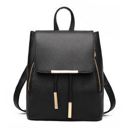 111651742fac Free Shipping Fashion Women Backpack High Quality Leather Backpacks for  Teenage Girls Female School Shoulder Bag Bagpack S06