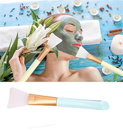 Wholesale Silicone Face Mask Brush Mask Beauty Tool Soft Silicone Facial Mud Mask Applicator Hairless Body Lotion And Body Butter Applicator Tool