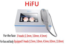 face lift for wrinkles NZ - Portable High Intensity Focused Ultrasound HIFU Machine for Anti Aging Face Lifting Skin Facial Rejuvenation Wrinkle Removal body slimming