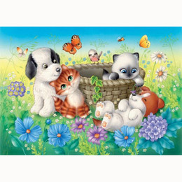 $enCountryForm.capitalKeyWord NZ - 5D Diy diamond cross stitch, diamond embroidery, home decoration, crafts, gifts, embroidered rhinestones, flowers, dog play