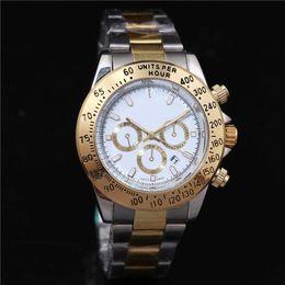 Discount new trendy watches - Fashion trendy quartz Wristwatches DAYTON men luxury brand designer cosmogr watches reloj de pulsera montres pour hommes