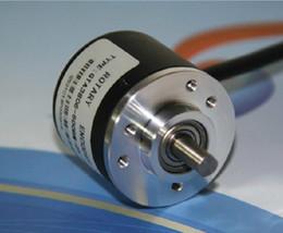 Freeshipping Encoder 400 360 600 P / R Inkrementaler Drehgeber 360p / r AB Phasengeber 6mm Welle + Kupplung im Angebot