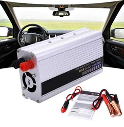 Wholesale Car Inverter W DC V AC V Vehicle Power Supply Switch On board Charger Battery Converter Power Supply On Board Charger Switch