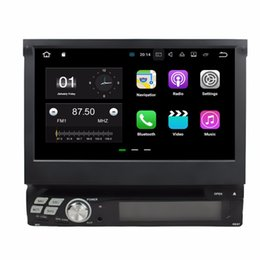 Chinese android Console online shopping - Quad Core din quot Universal Android Car DVD Car Audio DVD Player With GB RAM Car Radio GPS WIFI Bluetooth GB ROM USB DVR OBD2