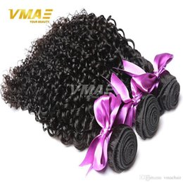 7a grade remy hair bundle 2019 - Malaysian Deep Curly Virgin Hair Weave VMAE Grade 7A Malaysian Virgin Hair Weave Malaysian Kinky Curly Virgin Hair 100g