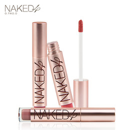$enCountryForm.capitalKeyWord NZ - O.TWO.O Brand 4colors Cosmetics Makeup Lip Gloss Long Lasting Waterproof Easy to Wear Make up Best Sale Matte Lipstick DHLfree delivery