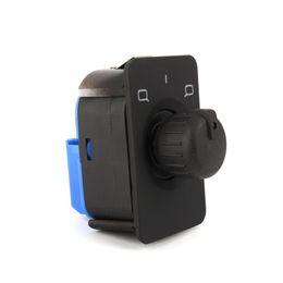 $enCountryForm.capitalKeyWord UK - Side Mirror Switch Control Knob Memory 4B1959565A Fit for Audi A6 C5 98-04 12V 5A Black