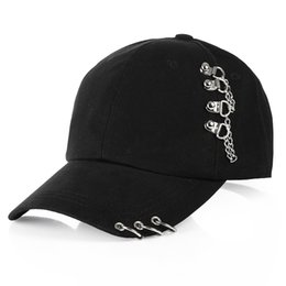 K pop hat online shopping - 2018 New Fashion K POP cap BTS baseball caps adjustable cotton BTS cap hat snapback hats casual caps sports hat high quality