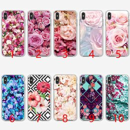 Nature Iphone Australia - Nature and flowers Soft Silicone TPU Phone Case for iPhone 5 5S SE 6 6S 7 8 Plus X XR XS Max Cover