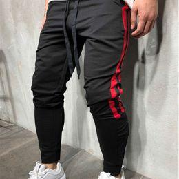 679c9a94fc Autumn New Men Pants Hip Hop Sportswear Fitness JoggersTrousers Mens  Streetwear Track Pants Gyms Sweatpant pantalon hombre