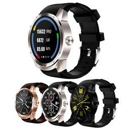 3g Gps Smart Watch NZ - K98H Smart Band Heart Rate Monitor Smart Watch Android 4.4 MTK6572A Waterproof Pedometer Bracelet with 3G GPS Smartwatch