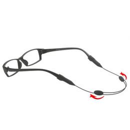 37b454f41b Lunettes de cordon de lunettes Support réglable Cordes de corde Corde de  sangle Corde Corde Bande Corde anti-dérapante Lunettes