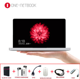 8gb mini laptop inches online shopping - New Original One Netbook One Mix Pocket Inch Mini Laptop UMPC Windows System Aluminum Shell CPU x5 Z8350 GB GB Silver