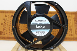 Free Cooling Fan Australia - Free Shipping Brand NEW Original KAKU KA1725HA2 S 172*150*51MM AC 220 240V 50 60Hz 0.20 0.17A Axial Case Cooling Fan