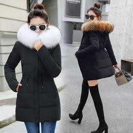 $enCountryForm.capitalKeyWord Australia - Winter jacket women 2018 New warm Autumn Fashion Women coat thick hoody winter coat slim women parka warm womens Down jacket