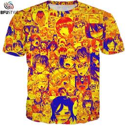 9c380c4f5 Ahegao Hentai T-Shirt T Shirt Men Women 2018 New Fashion Hip Hop Streetwear  Summer Tops Tees 3D Funny Graphic Anime Tshirt
