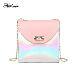 $enCountryForm.capitalKeyWord Canada - Summer 2018 Small Handbag Women Transparent Bag Clear PVC Jelly Small Tote Messenger Bags Laser Holographic Shoulder Bags