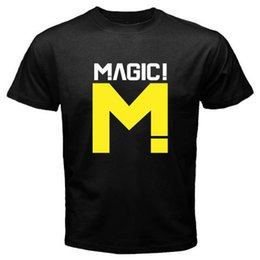 $enCountryForm.capitalKeyWord Australia - New Magic! Don'T Kill The Magic Reggae Music Band Men's Black T-Shirt Size S-3Xl T Shirt Men's Digital Direct Printing Short Sleeve Crewneck