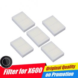 Home Appliances Nice New Hot 6pcs Replacement Hepa Filter For Panda X600 Pet Kitfort Kt504 For Robotic Robot Vacuum Cleaner Accessories