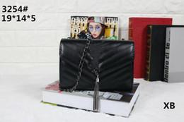$enCountryForm.capitalKeyWord Canada - PU black leather shoulder bag for women messenger bag for school women designer bags 3254#
