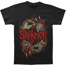 Broken Bad Australia - Slipknot Men's Stitch Hands Slim Fit T-shirt Black Men Tshirt Short Sleeve Print Casual Breaking Bad Print T Shirt For Men 2018