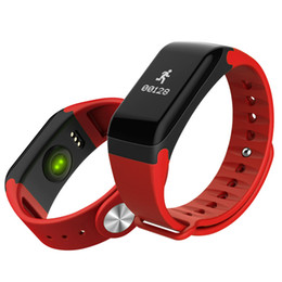 f1 band UK -  Smart Band F1 Smart Watch Fitness Tracker Activity Wristband Heart Rate Monitor Pedometer Bracelet
