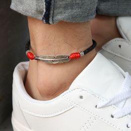 Leather Ankle Bracelets Online Shopping Leather Ankle Bracelets