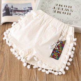 $enCountryForm.capitalKeyWord Canada - Vieeoease Girls Shorts Ball Kids Pants 2018 Summer Korean Fashion Casual Star Lace Hot Shorts EE-438